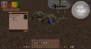 Ogre client loot window