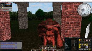 Meridian 59 Ogre Client UI